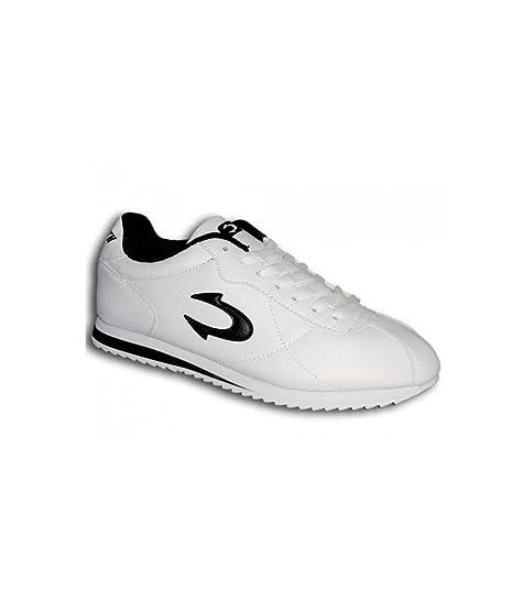 Zapatillas John Smith Corsan 012 Blanco - Color - 0, Talla - 38: Amazon.es: Zapatos y complementos
