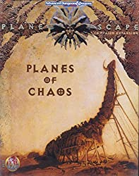 Planes of Chaos (Advanced Dungeons & Dragons, 2nd Edition: Planescape, Campaign Expansion/2603)