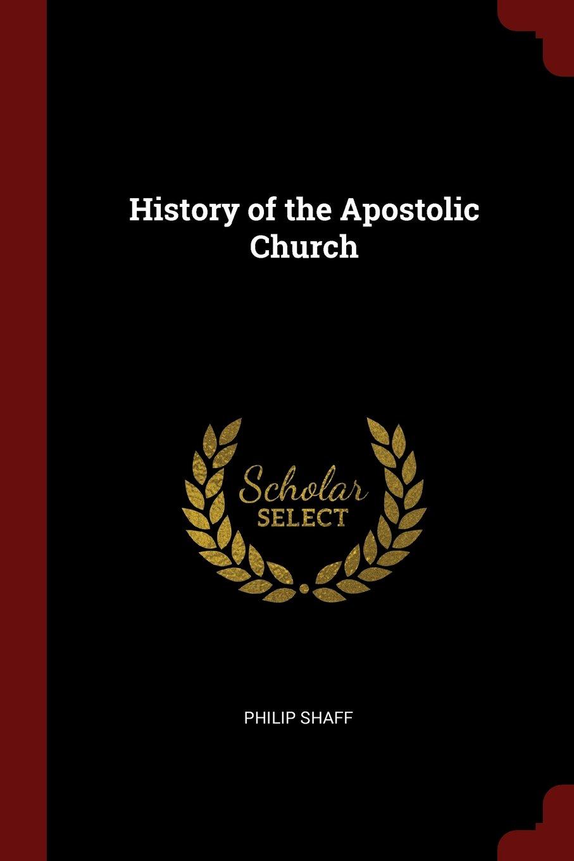 History of the Apostolic Church pdf epub