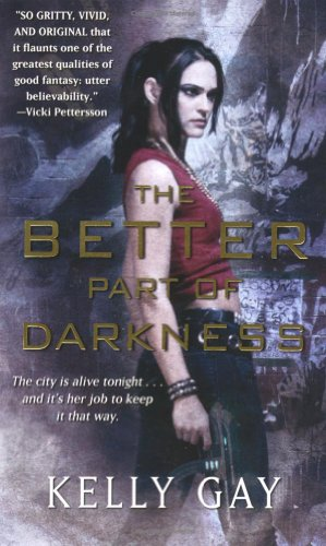 The Better Part of Darkness (Charlie Madigan, Book 1)
