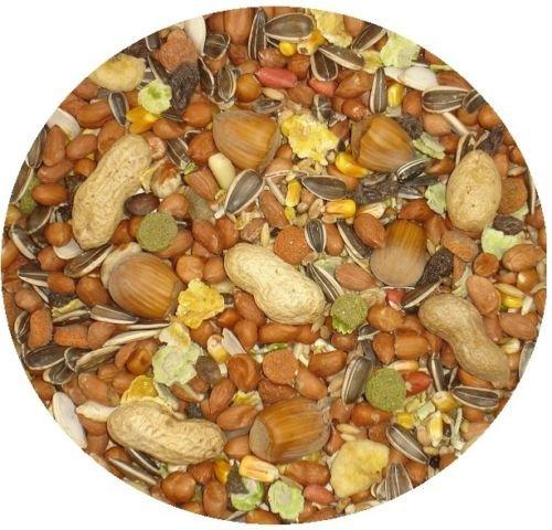 Premium Squirrel Food 2.5kg Leeway Woodwork