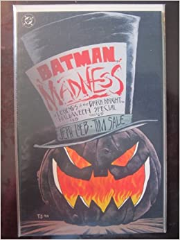 Batman : madness : legends of the Dark Knight : a tale of Halloween in Gotham City
