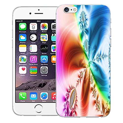 """Mobile Case Mate iPhone 6 4.7"""" Silicone Coque couverture case cover Pare-chocs + STYLET - Fashion pattern (SILICON)"""