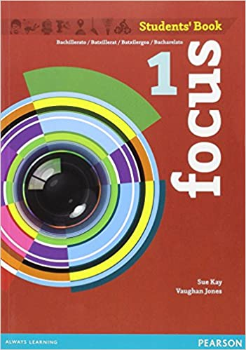 Focus Spain 1. Students Book: Amazon.es: Kay, Sue: Libros en idiomas extranjeros