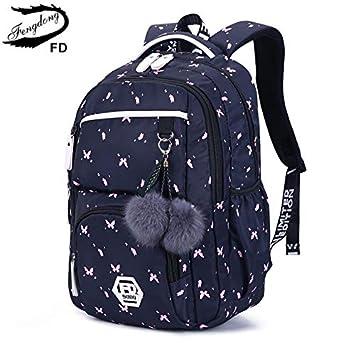 ba7574e7fff5 Amazon.com   Best Quality - School Bags - FengDong cute school bags ...
