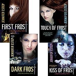 Mythos Academy Bundle: First Frost, Touch of Frost, Kiss of Frost & Dark Frost (The Mythos Academy) by [Estep, Jennifer]