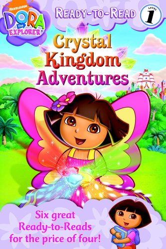 - Nick Ready-to-Read Value Pack #4: Crystal Kingdom Adventures; Dora and the Baby Crab; Dora Helps Diego!; Puppy Takes a Bath; I Love My Mami!; Follow Those Feet (Dora the Explorer Ready-to-Read)