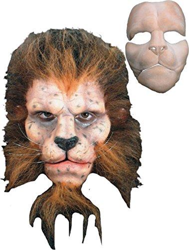 Morris Costumes Lion Foam Spongy Prosthetics Latex Face Costume (Foam Latex Mask)