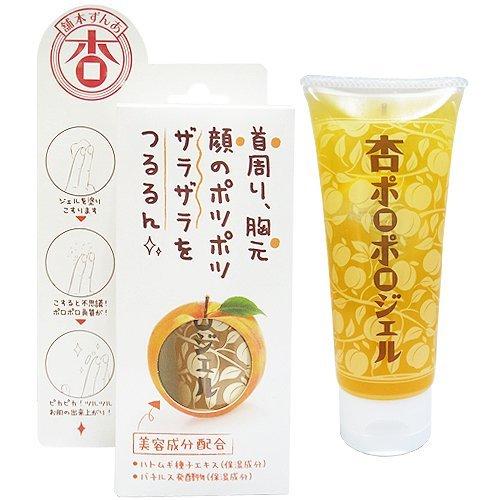 あんず本舗 杏ポロポロジェル 日本製 × 10個セット B071DD6WCW  10個
