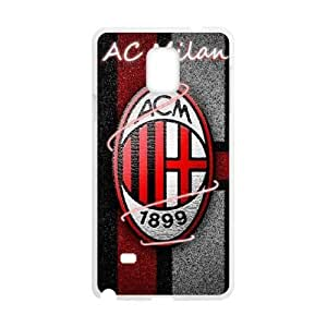 SamSung Galaxy Note4 cell phone cases White AC Milan fashion phone cases UIWE610187