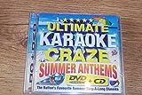 Ultimate Karaoke Craze Summer Anthems (DVD Video + CD)