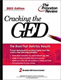 Cracking the GED 2003, Geoff Martz, 0375762442