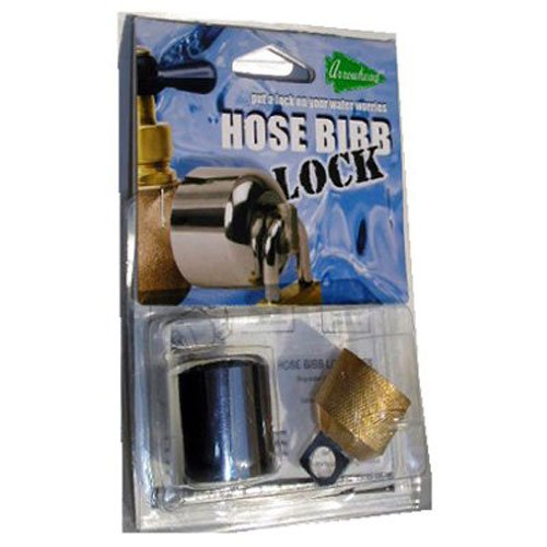 The Best Outdoor Faucet Lock - See reviews and compare