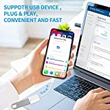 Lightning to USB Camera Adapter,USB 3.0 OTG Data