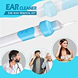 CHARMINER Ear Wax Removal Kit, Electric Ear