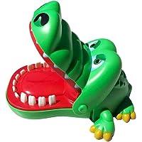 Crocodile en Forma de morder el Dedo Divertido