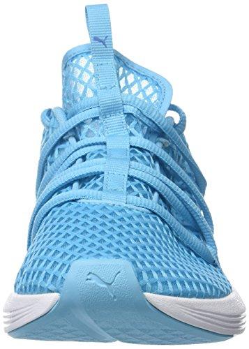 puma Sneaker Turquoise Mesh White Puma Prowl Women's Alt Nrgy Wn xqwSO8Z