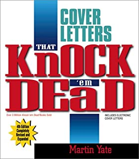 Resumes That Knock'Em Dead: Martin Yate: 0045079204225: Amazon.com ...