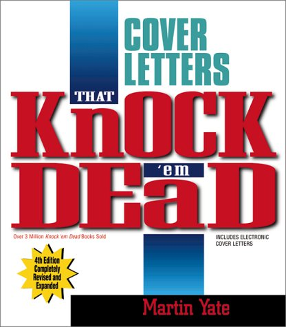 Ean 9781580624237 cover letters that knock 39em dead for Knock em dead cover letters pdf