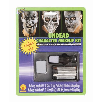 Rubie's Costume Co Undead Character Kit Costume -