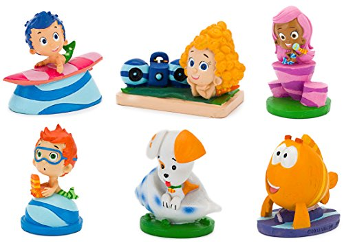 91804 bubble guppies aquarium ornaments