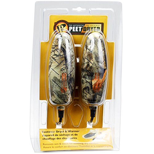 PEET - Power Cell Shoe and Boot Dryer, Camo