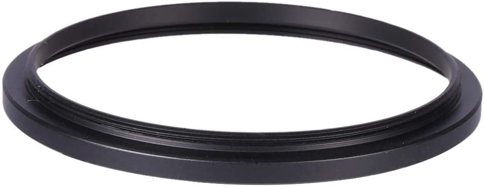 New 55mm-58mm 55mm to 58mm Step Up Rings Metal Lens Filter Ring Adapter 55-58 Filter Accessories Nannday Filter Ring Adapter