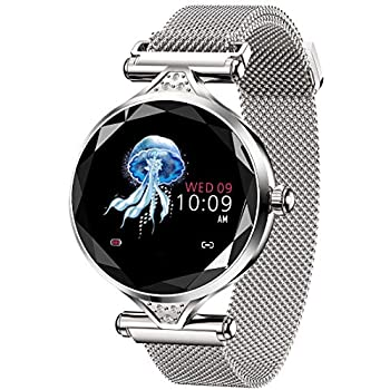 Amazon.com: TURNMEON Smart Watch for Women Men, Fitness ...