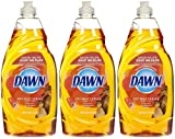 Dawn Dish Soap Concentrated Orange Scent 24 Oz