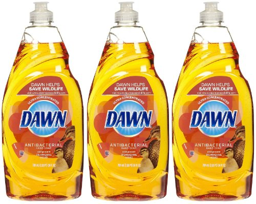 Dawn Dish Soap Concentrated Orange Scent 24 Oz by Procter & Gamble