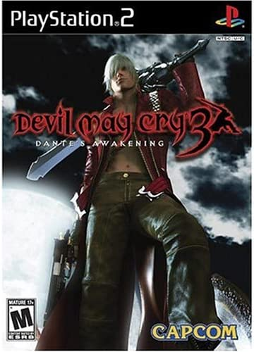 Amazon.com: Devil May Cry 3 - PlayStation 2: Artist Not ...