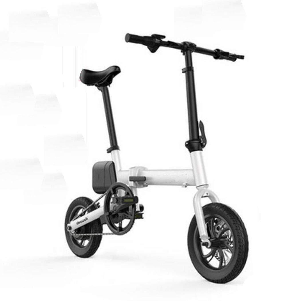 自転車12インチ折りたたみ電動自転車大人用パワーバッテリー車日常のスポーツや運動用の自転車に最適