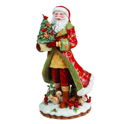 Bellacara Collection, Santa Figurine ()