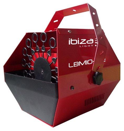 20 opinioni per Ibiza LBM10-RE Macchina per bolle di sapone, rosso