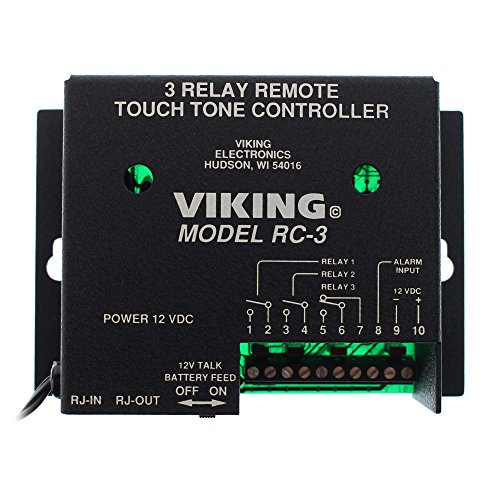 Tone Dialer Touch (Viking 3 output controller)