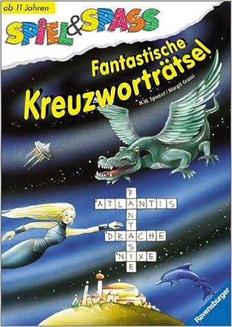 Fantastische Kreuzworträtsel Spiel Spaß Amazon De Heinz W