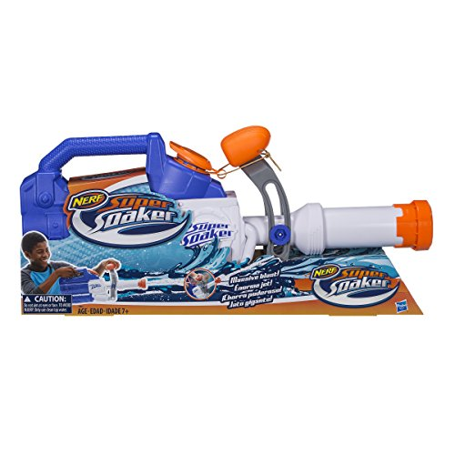 SUPERSOAKER Nerf Super Soaker Soakzooka