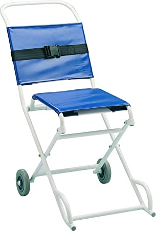 Patterson Medical - Silla plegable de ambulancia: Amazon.es: Salud y cuidado personal