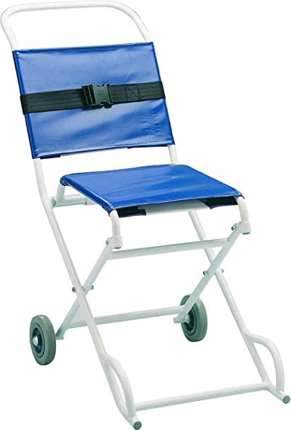 Patterson Medical - Silla plegable de ambulancia