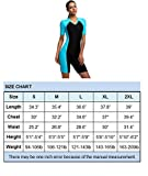 Swimsuit for Woman Belloo One Piece Short-sleeve