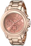 Image of XOXO Women's XO5591 Rose Gold-Tone Bracelet Watch