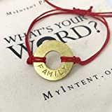 Official Authentic My Intent Bracelet - What's YOUR word?