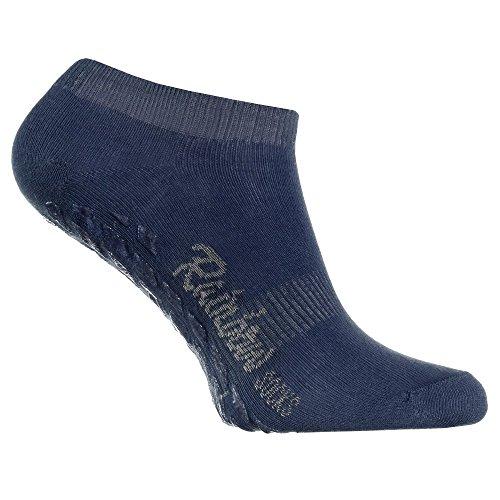 Rainbow Socks - Damen Herren Sneaker Antirutsch Socken ABS