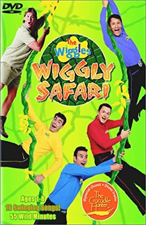 Amazon com: The Wiggles - Wiggly Safari: The Wiggles, Steve