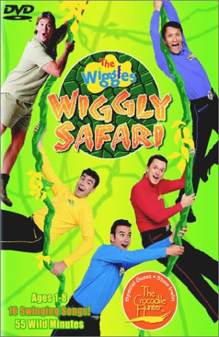 The Wiggles - Wiggly Safari (The Wiggles The Best Of The Wiggles)