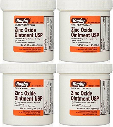 Zinc Oxide 20% Skin