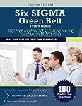Six SIGMA Green Belt Study Guide: Tes...