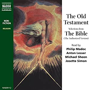 The Old Testament (Unabridged Selections) Audiobook