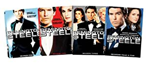Remington Steele: The Complete Series - Seasons 1-5 (Sous-titres français)