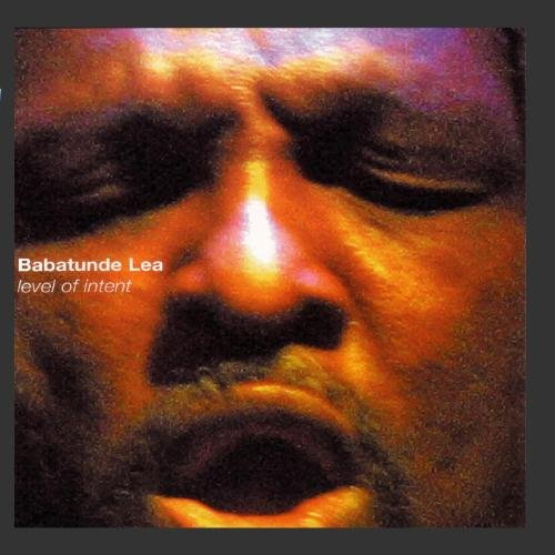 CD : Babatunde - Level Of Intent (CD)